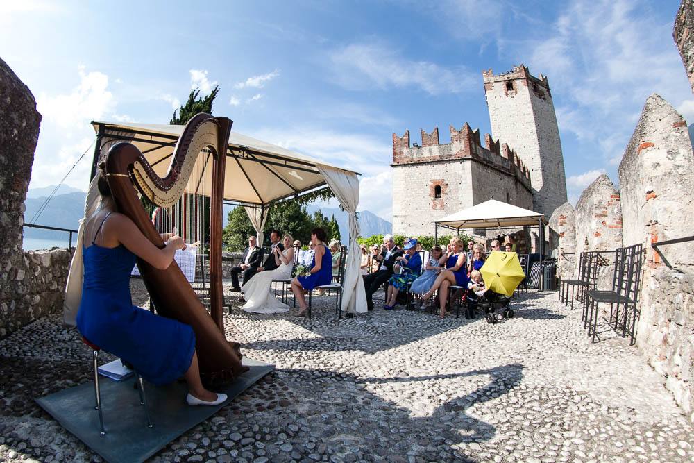 romanticweddingsonlakegarda malcesine rivellino view