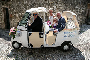 Tew Tuk Weddings Lake Garda